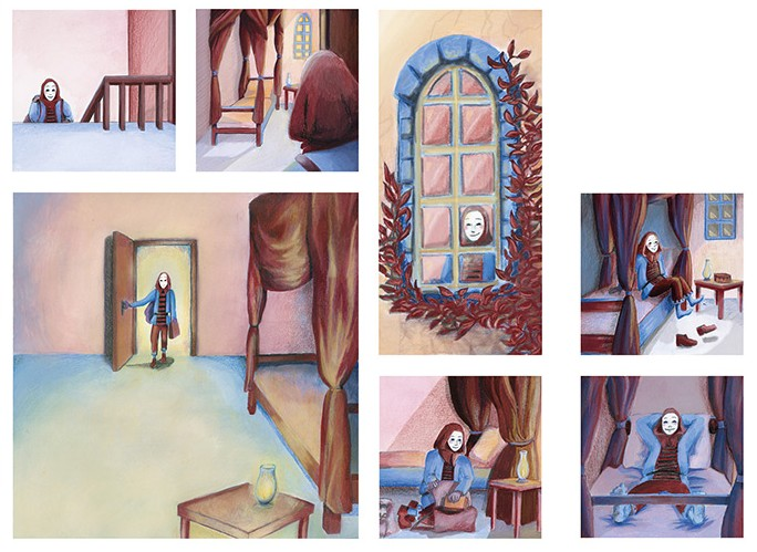 Some more examples of my illustration work