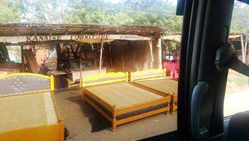 market selling beds