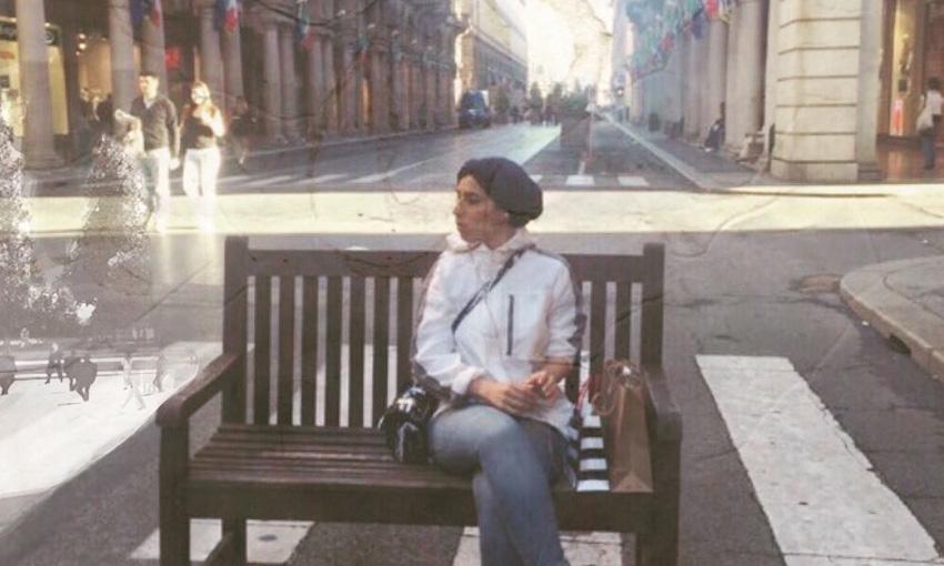Shahd in Turin
