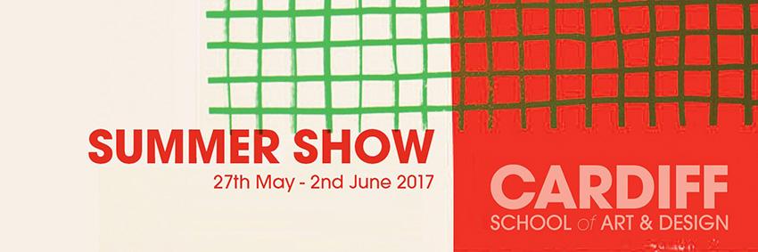 Cardiff Met Summer Show