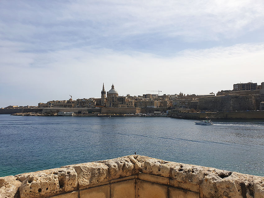 Malta in the sun