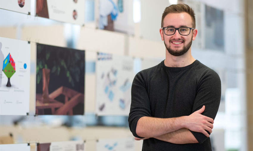 Making the leap from undergrad to postgrad with product design at Cardiff Met