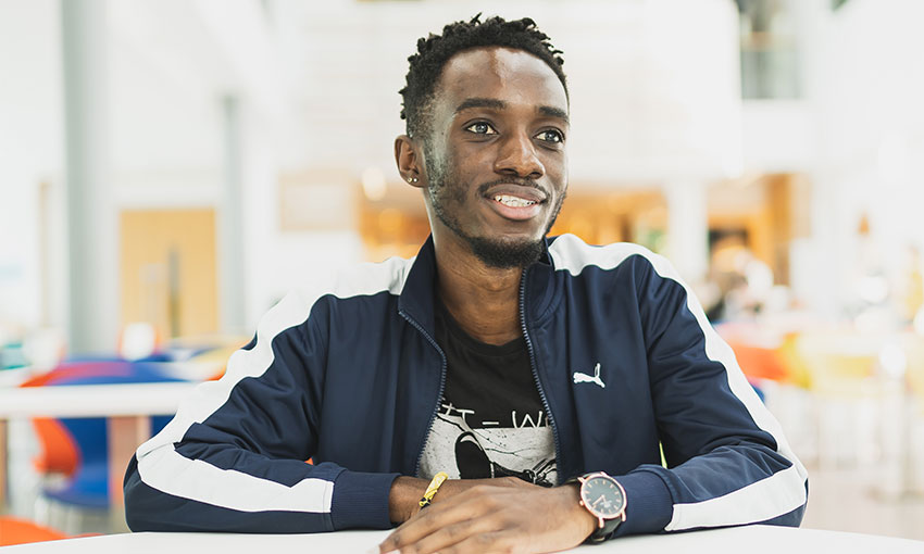 Kelvin Kalungi