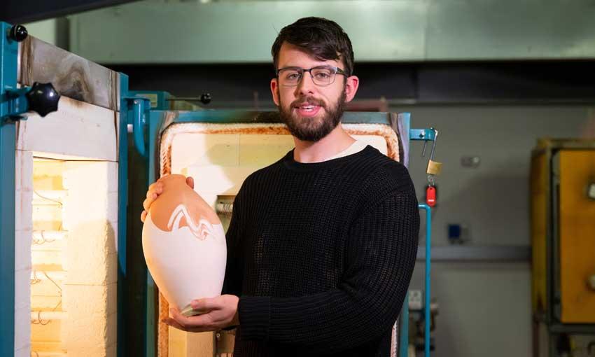 Ethan - Ceramics