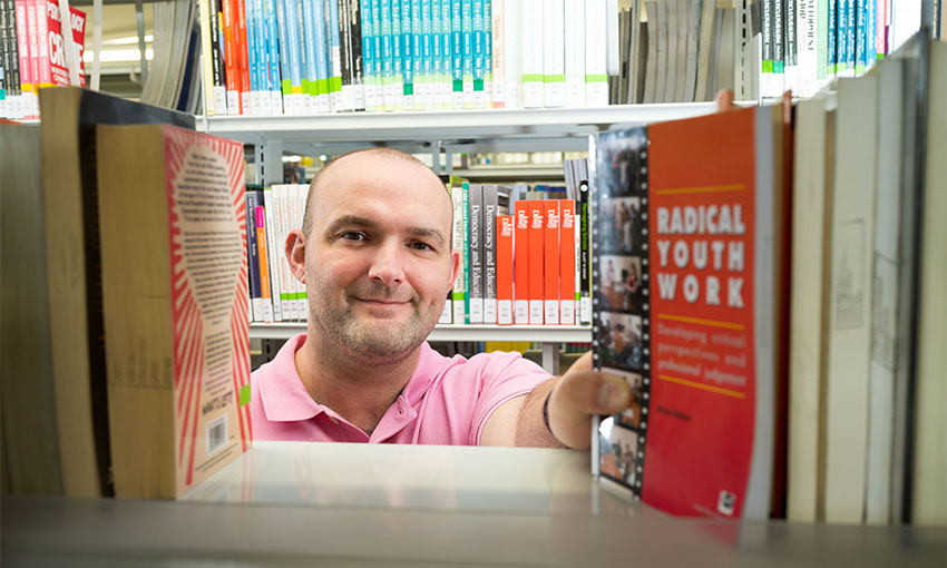 Phil explains how the exposure to community practice whilst on placement has enhanced his learning.